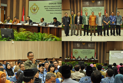 Diskusi Panel (Batam, 23 Desember 2013)